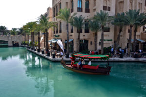 The Walk JBL Dubai christmas market