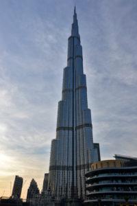 Burj Khalifa Dubai United Arab Emirates