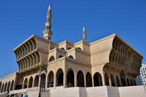 King Faisal mosque Dubai united arab emirates vereinigte arabische emirate