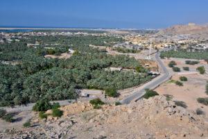 Dhayah Fort ras-al-khaimah United arab emirates