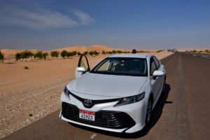 rental car United Arab Emirates