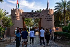 Heritage Village Breakwater Island United Arab Emirates vereinigte Arabische Emirate