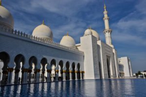 Sheikh Zayed Grand Mosque Abu Dhabi United Arab Emirates Vereinigte Arabische Emirate