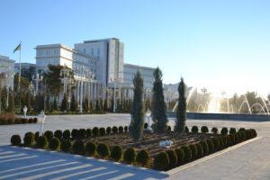 Grand Turkmen Hotel Ashgabat Turkmenistan - Turkmenistan Travel Tips