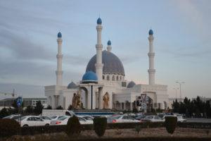Gurbanguly Hajji MosqueMary Turkmenistan city tour sights - Turkmenistan Travel Tips