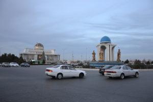 Gurbanguly Hajji Mosque Mary Turkmenistan city tour sights - Turkmenistan Travel Tips