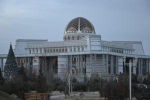 Mary Turkmenistan city tour sights