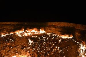 darwaza gateway to hell turkmenistan
