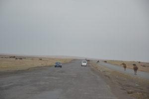 Streets in Turkmenistan - Turkmenistan Travel Tips
