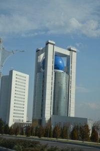 architecture Ashgabat Turkmenistan