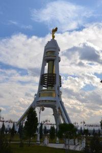 Ashgabat turkmenistan Arch of Neutrality