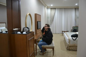 Dashogus Hotel Turkmenistan