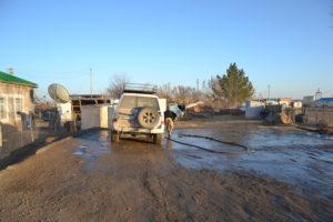 Car washing Ashgabat Turkmenistan