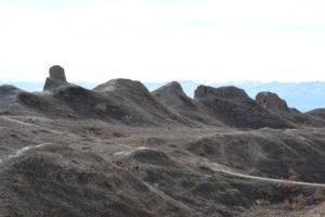 Abiverd medieval fortress Turkmenistan