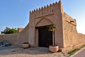 Fujairah Fort Burg United Arab Emirates Vereinigte Arabische Emirate