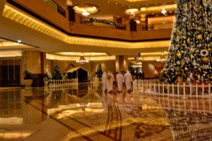 Hotel Emirates Palace Abu Dhabi united arab emiurates vereinigte Arabische Emirate