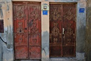 Old town Manama Bahrain UNESCO World Heritage