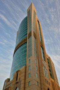 Skyline Manama Bahrain